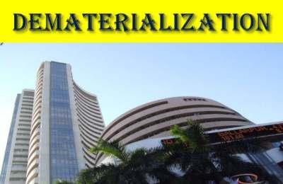 Dematerialization