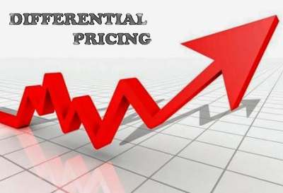 Image result for differential pricing