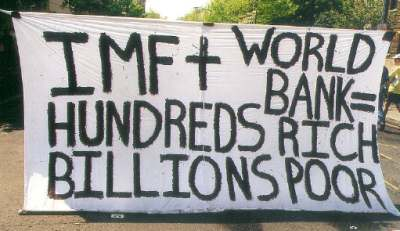 disadvantages of IMF