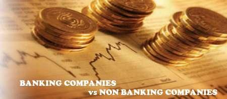 Banking vs Non banking companies