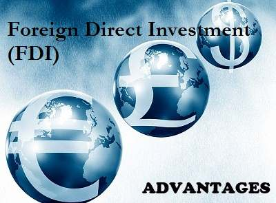 FDI Advantages