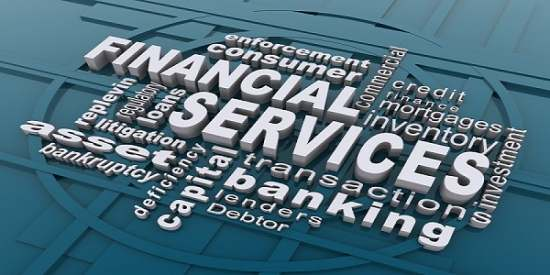 Financial services sectors