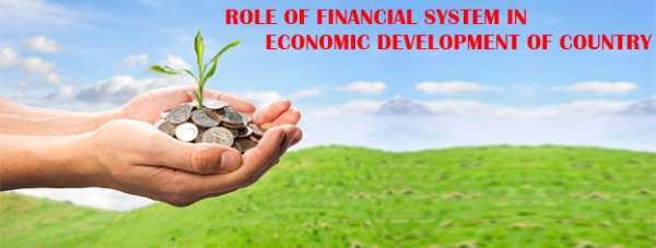 Role of financial system