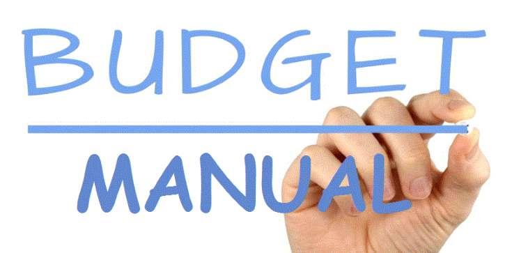 Budget Manual
