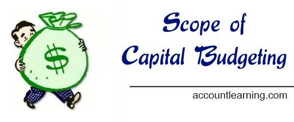 types of capital budgeting decisions Accept-reject decision- the first out of the three kinds of capital budgeting is the accept-reject decision the investment decisions which generate more return than the capital cost are always acceptable whereas the decisions of investment which generate less return than the capital cost are rejected hence, the firms make.