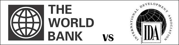 World Bank vs International Development Association