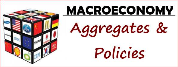 Macroeconomic aggregates and policies