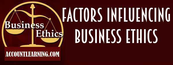 business ethics impact of the About this journal business & society aims to be the leading, peer-reviewed outlet for scholarly work dealing specifically with the intersection of business and society.
