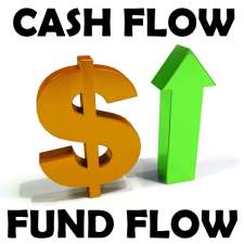 How are cash flow and free cash flow different?