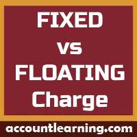 Fixed vs Floating Charge