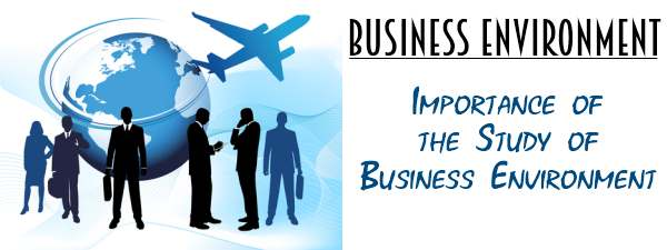 importance of studying business