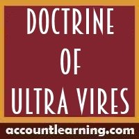 Doctrine of Ultra Vires