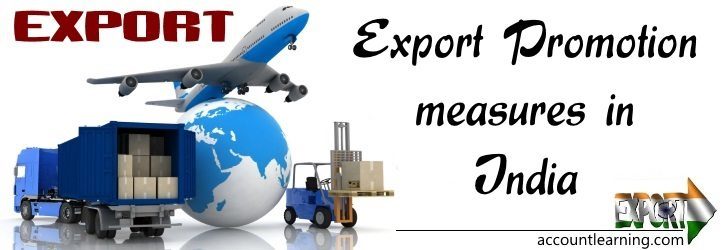 Export Promotion Measures in India