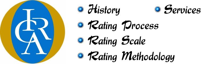 ICRA - Services, Rating Methodology, Rating Process, Rating Scale