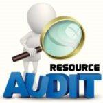 Resource Audit
