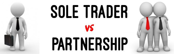 Sole Trader vs Partnership