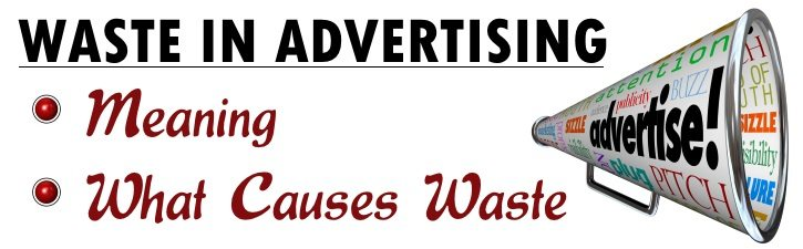 Waste in Advertising