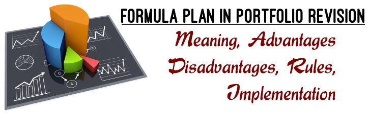 Formula Plan in Portfolio Revision