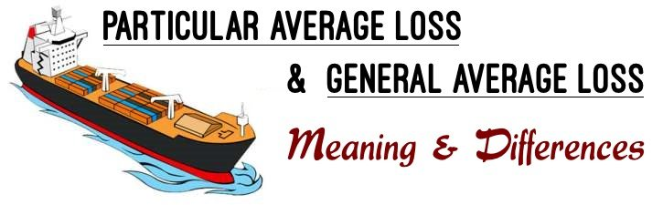 Particular Average Loss & General Average Loss