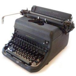 Noiseless Typewriter