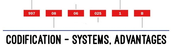 Codification - Systems, Advantages