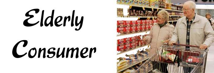 Elderly Consumer