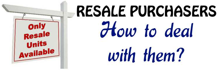 Resale Purchasers