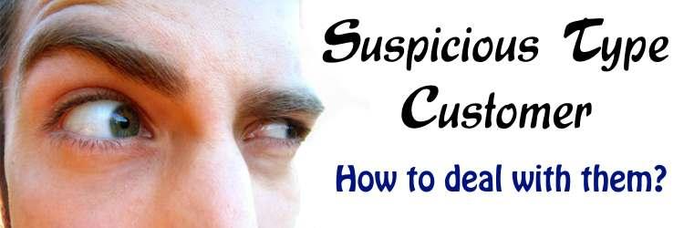 Suspicious Type Consumers